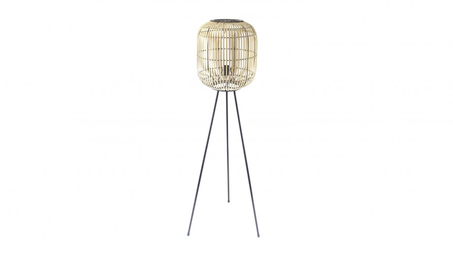 Lampadaire en bambou - Taille L - Collection Sunlight