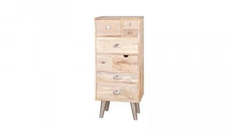 Commode 8 tiroirs - Collection Wooden