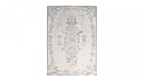 Tapis baroque gris 200x290cm - Collection Oase