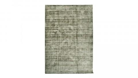Tapis effet délavé vert 160x230cm - Collection Cozy