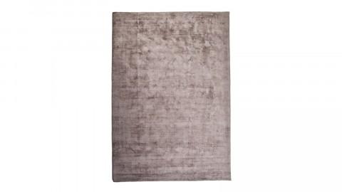 Tapis effet délavé taupe 160x230cm - Collection Cozy