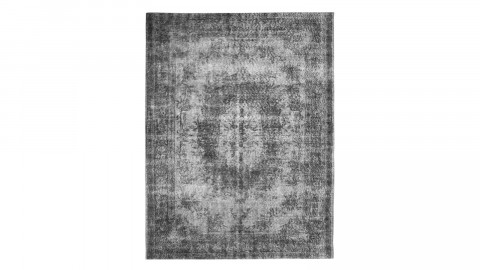 Tapis baroque gris 200x290cm - Collection Fiore