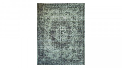 Tapis baroque vert 160x230cm - Collection Fiore