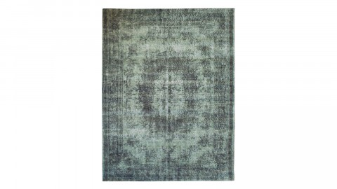 Tapis baroque vert 200x290cm - Collection Fiore