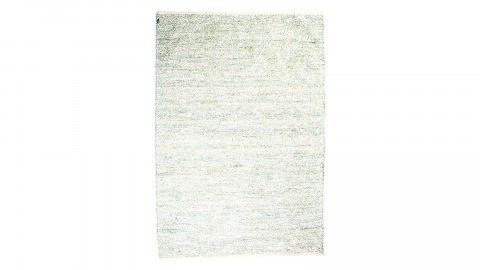 Tapis vert 160x230cm - Collection Shaggy