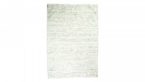 Tapis vert 200x300cm - Collection Shaggy