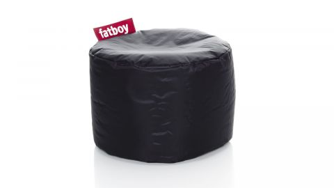 Pouf rond en nylon - Point - Fatboy