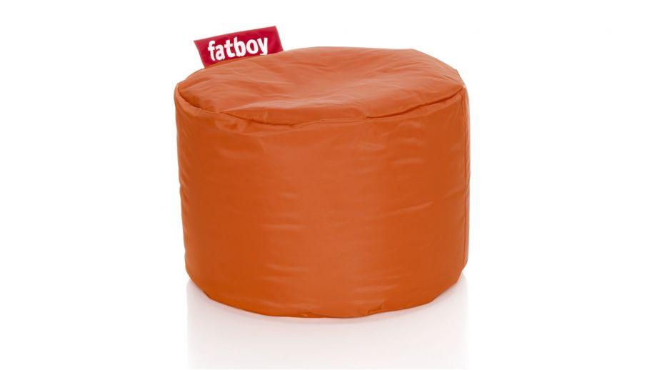 Pouf rond en nylon - Point - Fatboy