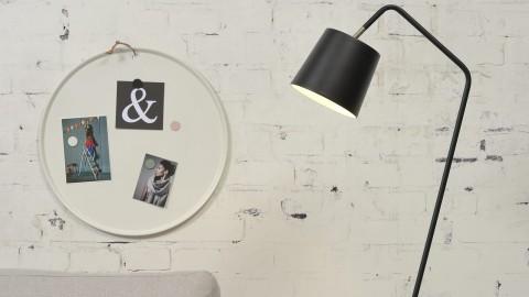 Lampadaire sur pied en métal noir - Collection Barcelona - It's About Romi