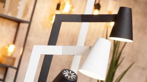 Lampadaire en métal blanc - Collection Biarritz - It's About Romi