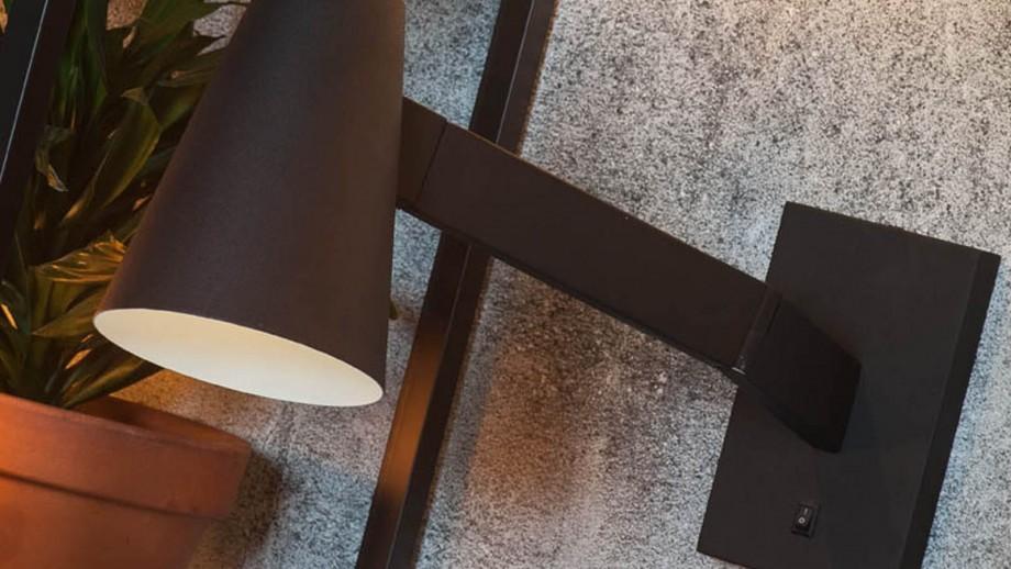 Applique en métal noir - Collection Biarritz - It's About Romi