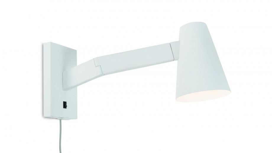 Applique en métal blanc - Collection Biarritz - It's About Romi