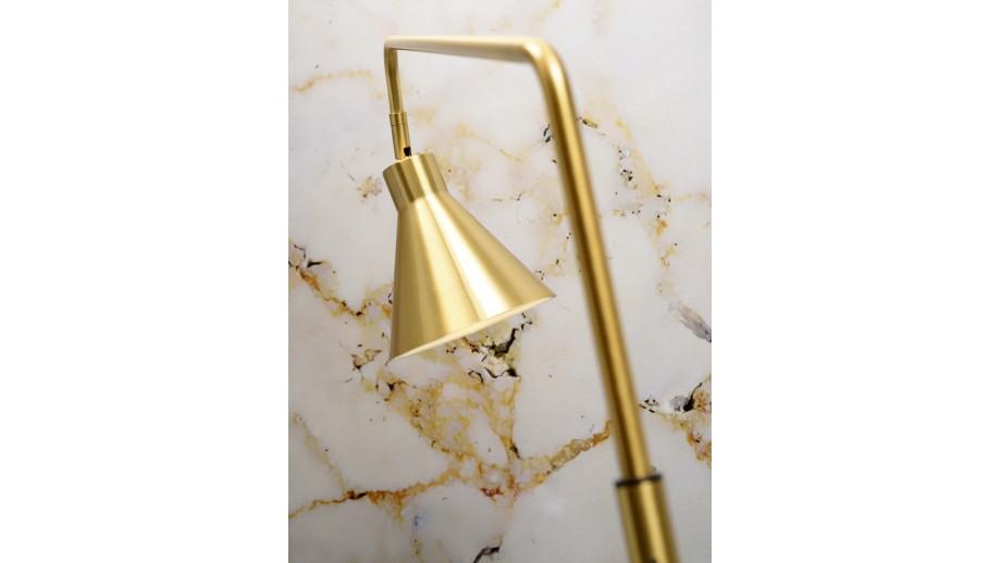 Lampadaire en métal doré - Collection Lyon - It's About Romi