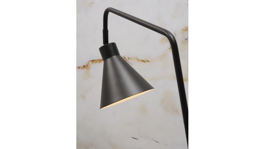 Lampe à poser en métal noir - Collection Lyon - It's About Romi