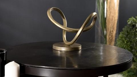 Décoration en aluminium doré - Collection Johan