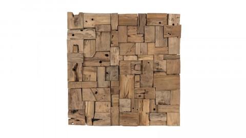 Décoration murale en bois flotté modèle 8 - Collection Paolo