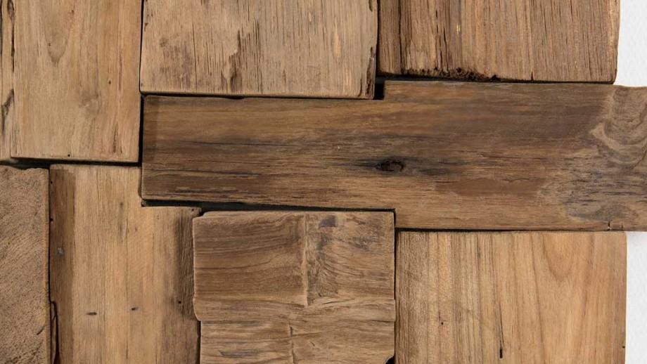 Décoration murale en bois flotté modèle 9 - Collection Paolo
