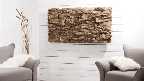 Décoration murale en bois flotté modèle 15 - Collection Paolo