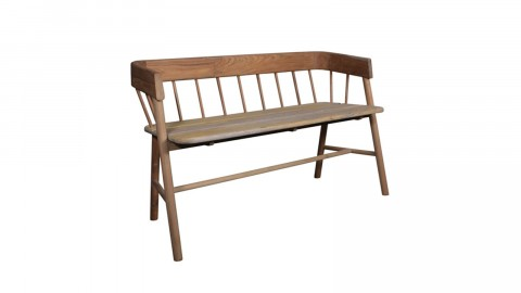 Banc en teck naturel - HK Living