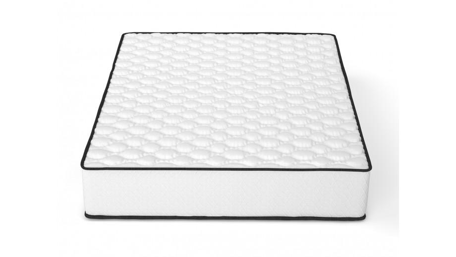 Matelas ressorts ensachés 140x190 Spring Confort Hbedding - Mousse ergonomique et ressorts ensachés.