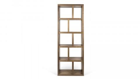 Etagère 5 niveaux 70cm noisette - Collection Berlin - Temahome
