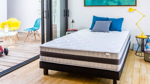matelas m moire de forme 140x190 suite royale hbedding. Black Bedroom Furniture Sets. Home Design Ideas