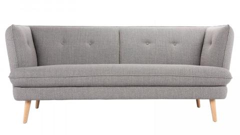 Canapé 2,5 places en tissu gris - Collection elliott - Bloomingville