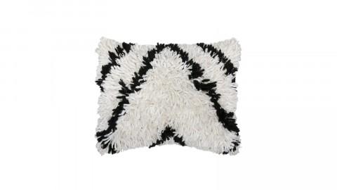 Coussin 40x50cm noir et blanc - HK Living