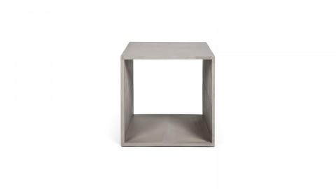 Cube de rangement en béton - Collection Monobloc - Lyon Beton