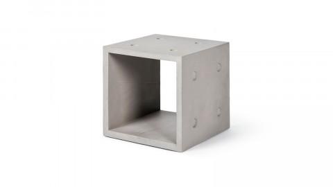 Module de rangement M en béton - Collection Dice - Lyon Beton