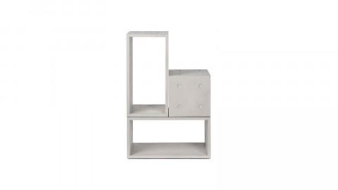 Combo de rangement 1M + 2L - Collection Dice - Lyon Beton