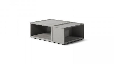 Combo table basse + 1M - Collection Plus - Lyon Beton