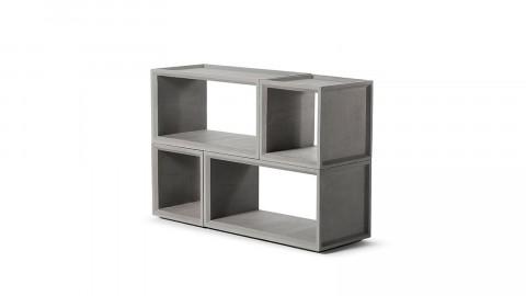 Combo rangement 2S + 2M - Collection Plus - Lyon Beton