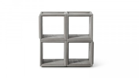 Combo rangement 4S - Collection Plus - Lyon Beton
