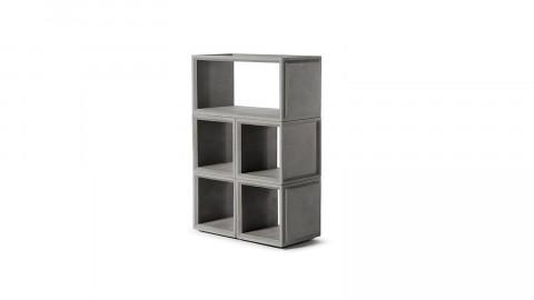 Combo rangement 4S + 1M - Collection Plus - Lyon Beton