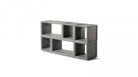 Combo rangement 4S + 2M - Collection Plus - Lyon Beton