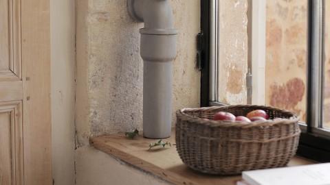Soliflore pipeline S en béton - Collection Urban garden - Lyon Beton