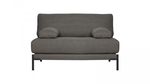 Petit canapé en coton et lin gris clair - Collection Sleeve - Vtwonen