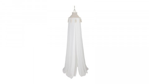 Ciel de lit en coton - Collection Canopy - Bloomingville