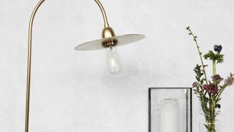 Lampe de table à fixer en laiton - Colleection Glow - House Doctor