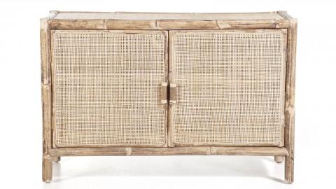 Meuble de rangement en rotin - Collection Metz