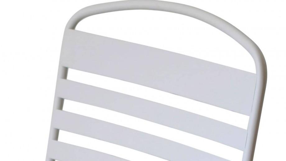 Borlänge Chaise métallique design