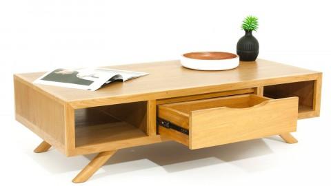 Arboga Table basse en teck 120cm