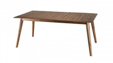 Table de jardin 8 personnes extensible en acacia - Collection Vick