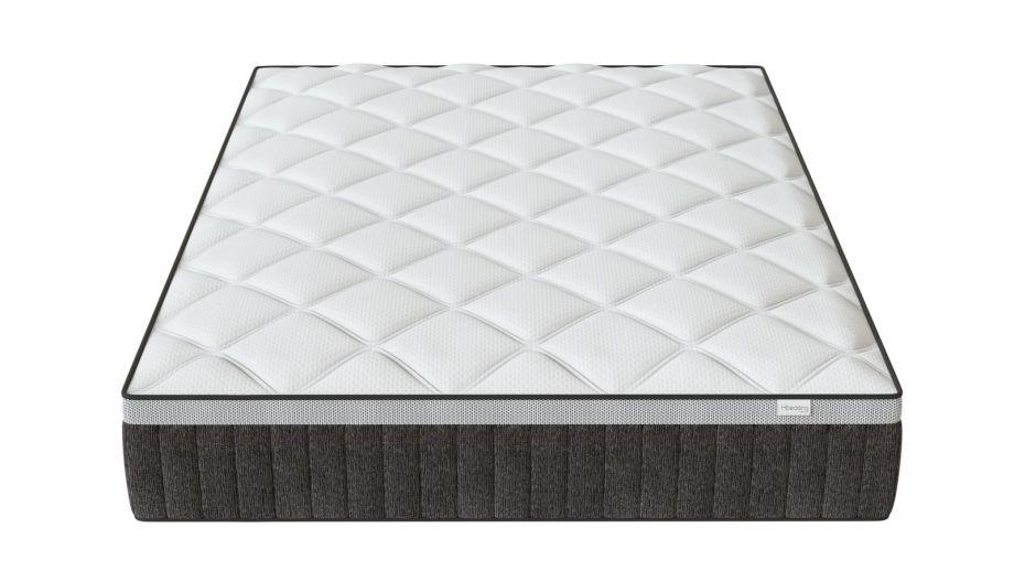 Matelas mémoire de forme 160x200 Visco Pure Hbedding - 7 Zones de confort - Epaisseur 25 cm - Garanti 5 ans