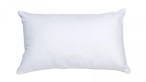 Oreiller enveloppe 100% coton traitement anti-acariens 45x70cm - Hbedding