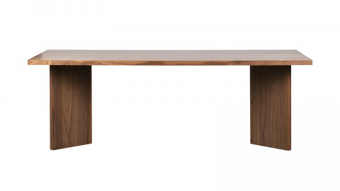 Table à manger 6 places en noyer - Collection Angle - Vtwonen