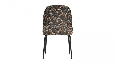 Lot de 2 chaises en velours aquarelle - Collection Vogue - BePureHome