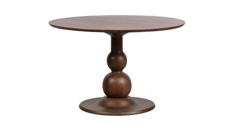 Table ronde en manguier - Collection Blanco - BePureHome