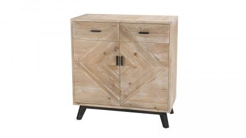Buffet scandinave 2 tiroirs 2 portes - Collection Mandy